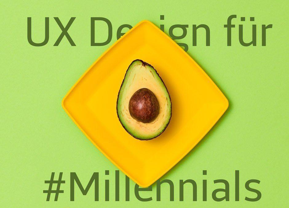 Regeln für die Gestaltung von UX für Millennials