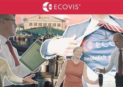Imagefilm für Ecovis in Dresden