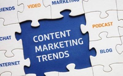 Diese Content Marketing Trends müssen Sie kennen