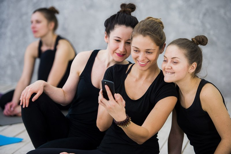 Yogakurs Millennials