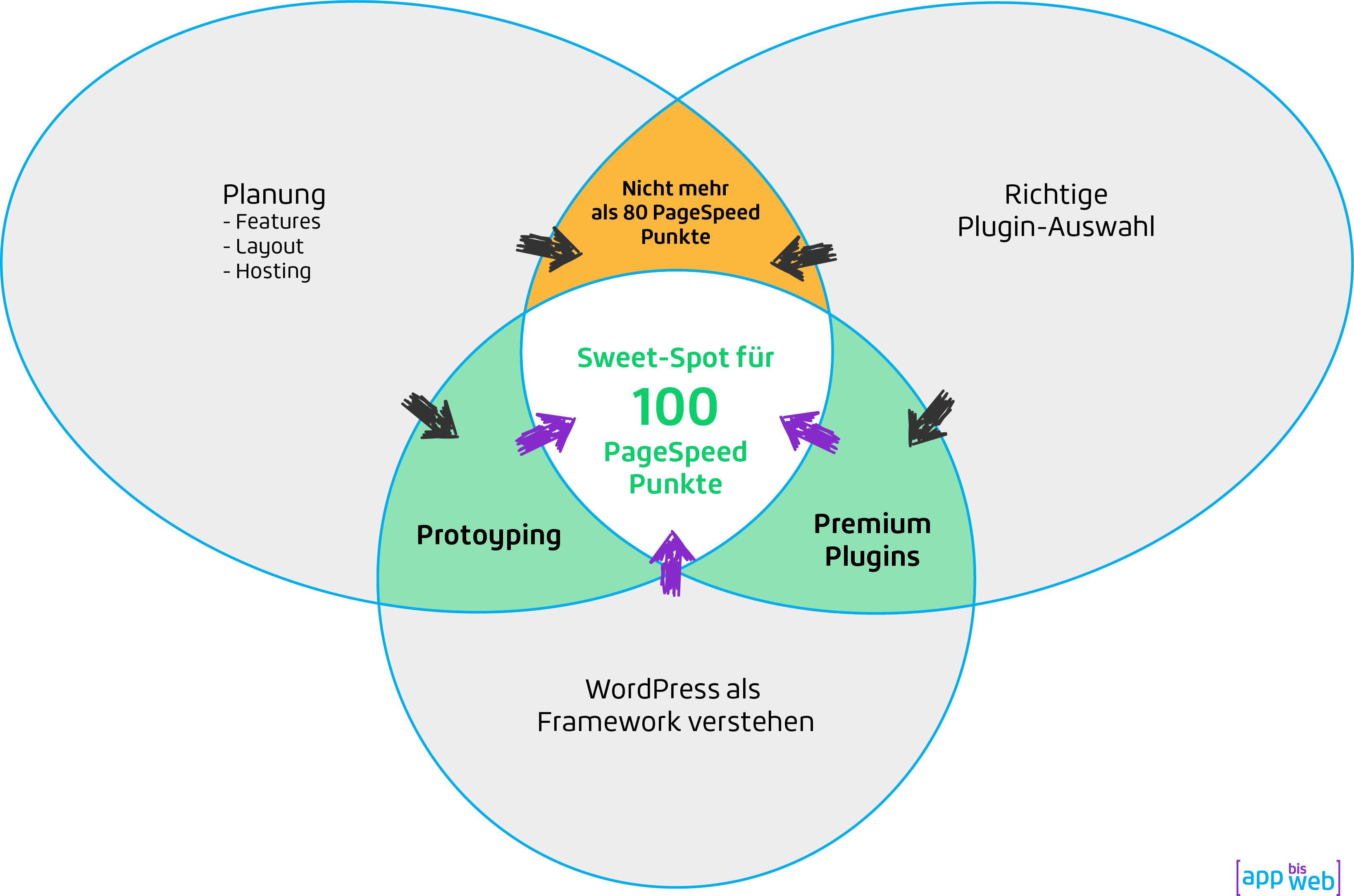 WordPress der Weg zu 100 PageSpeed Punkten