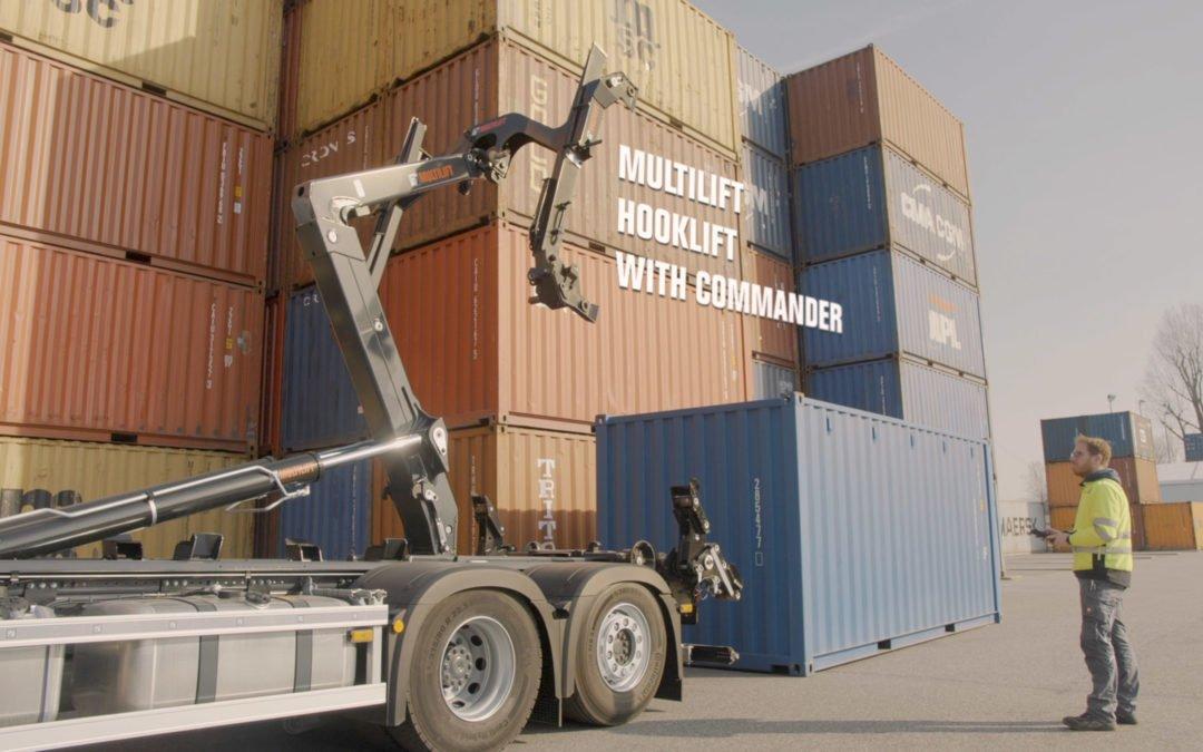 Produktfilme für HIAB (Cargotech)