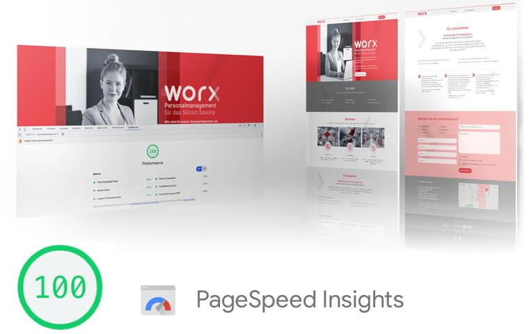 WordPress erreicht 100 PageSpeed Punkte